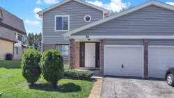 Photo of 50 Terry Drive, Unit Number D, ROSELLE, IL 60172 (MLS # 10514258)