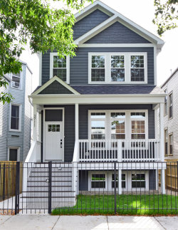 Photo of 3711 N Christiana Avenue, CHICAGO, IL 60618 (MLS # 10519677)