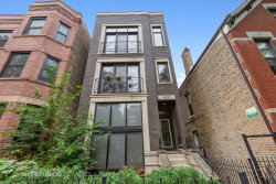 Photo of 858 N Hermitage Avenue, Unit Number 3, CHICAGO, IL 60622 (MLS # 10522965)