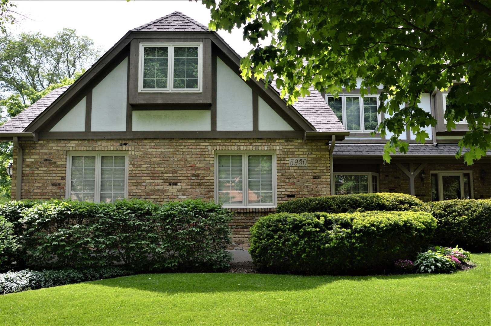 Photo for 5930 Hillcrest Court, Downers Grove, IL 60516 (MLS # 10536522)
