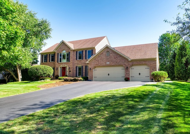 Photo for 3315 Woods Creek Lane, Algonquin, IL 60102 (MLS # 10539079)