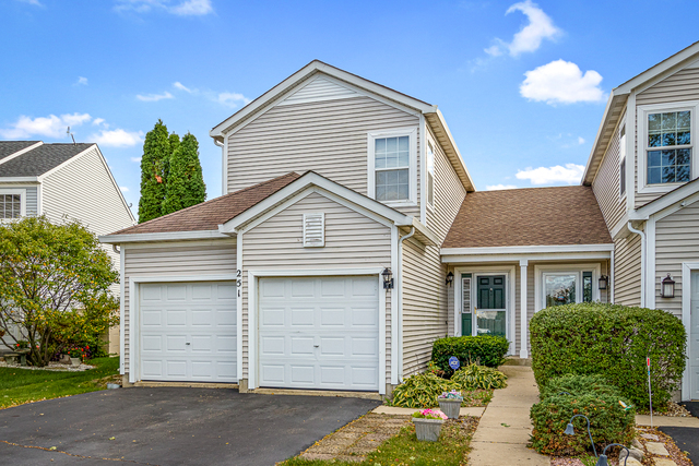 Photo for 251 Wedgewood Circle, Lake In The Hills, IL 60156 (MLS # 10539703)