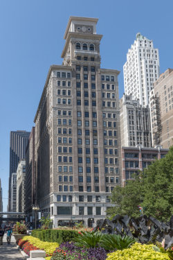 Photo of 6 N Michigan Avenue, Unit Number 803, Chicago, IL 60602 (MLS # 10543948)