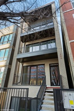 Photo of 1446 W Chestnut Street, Unit Number 1, Chicago, IL 60642 (MLS # 10548628)