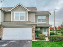 Photo of 151 Castlewood Court, Unit Number 151, Roselle, IL 60172 (MLS # 10565678)