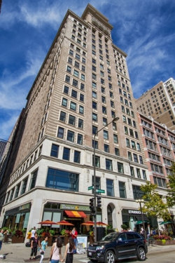 Photo of 6 N Michigan Avenue N, Unit Number 604, Chicago, IL 60602 (MLS # 10569445)