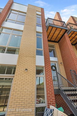 Photo of 2823 N Oakley Avenue, Unit Number I, Chicago, IL 60618 (MLS # 10573363)
