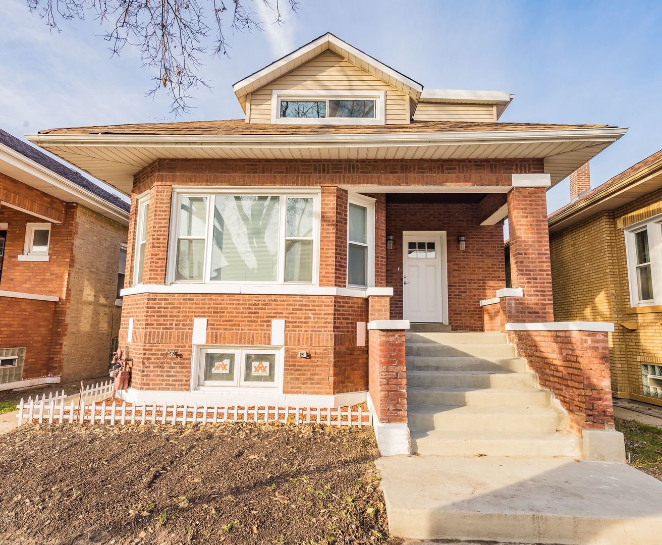 Photo for 8214 S Loomis Boulevard, Chicago, IL 60620 (MLS # 10582914)