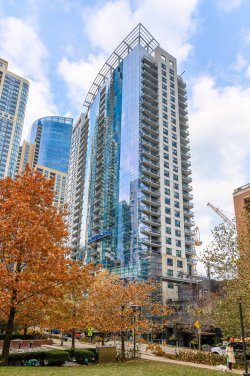 Photo of 201 N Westshore Drive, Unit Number 1108, Chicago, IL 60601 (MLS # 10585432)