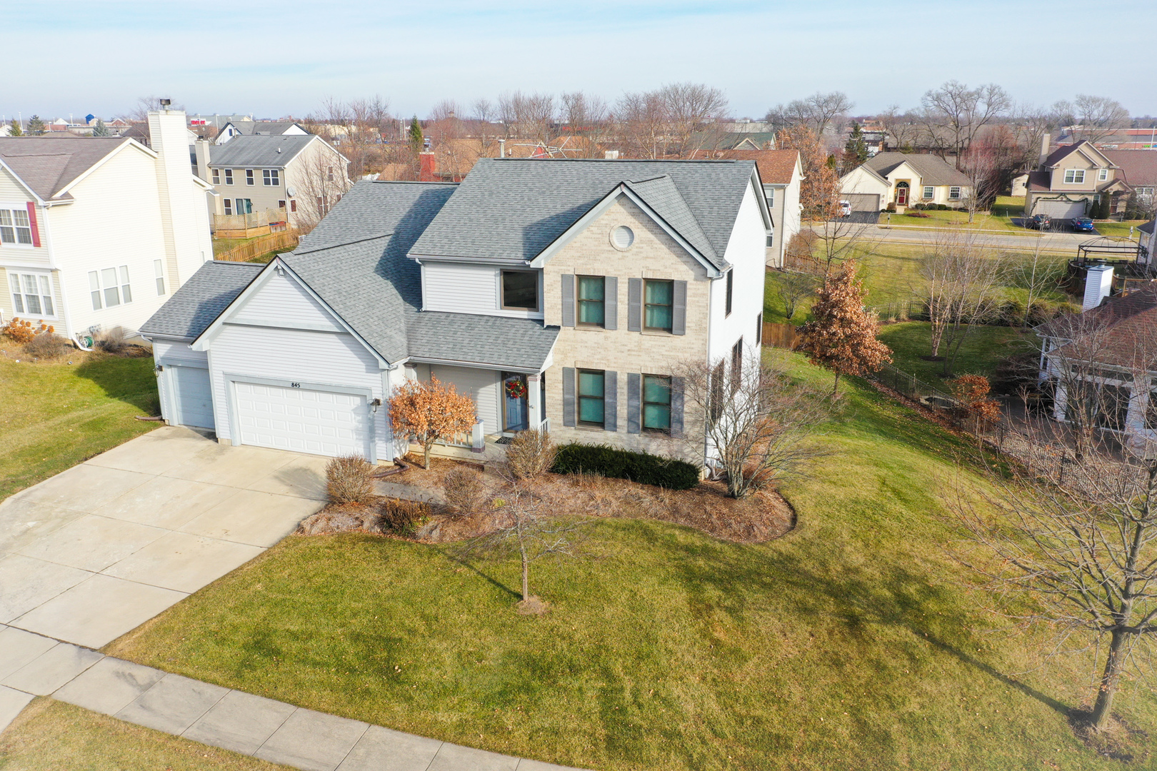 Photo for 845 Red Barn Lane, Elgin, IL 60124 (MLS # 10596030)