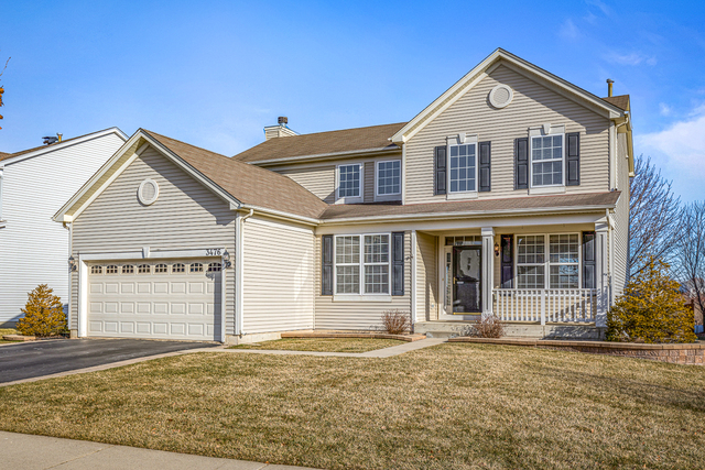 Photo for 3476 Sonoma Circle, Lake In The Hills, IL 60156 (MLS # 10607277)