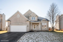 Photo of 260 Morgan Valley Drive, Oswego, IL 60543 (MLS # 10607831)