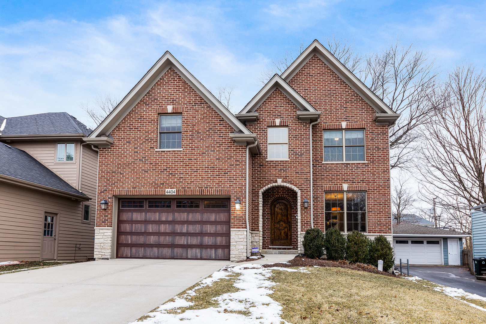 Photo for 4404 Woodward Avenue, Downers Grove, IL 60515 (MLS # 10615021)