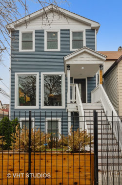 Photo of 1714 N Sawyer Avenue, Chicago, IL 60647 (MLS # 10617858)
