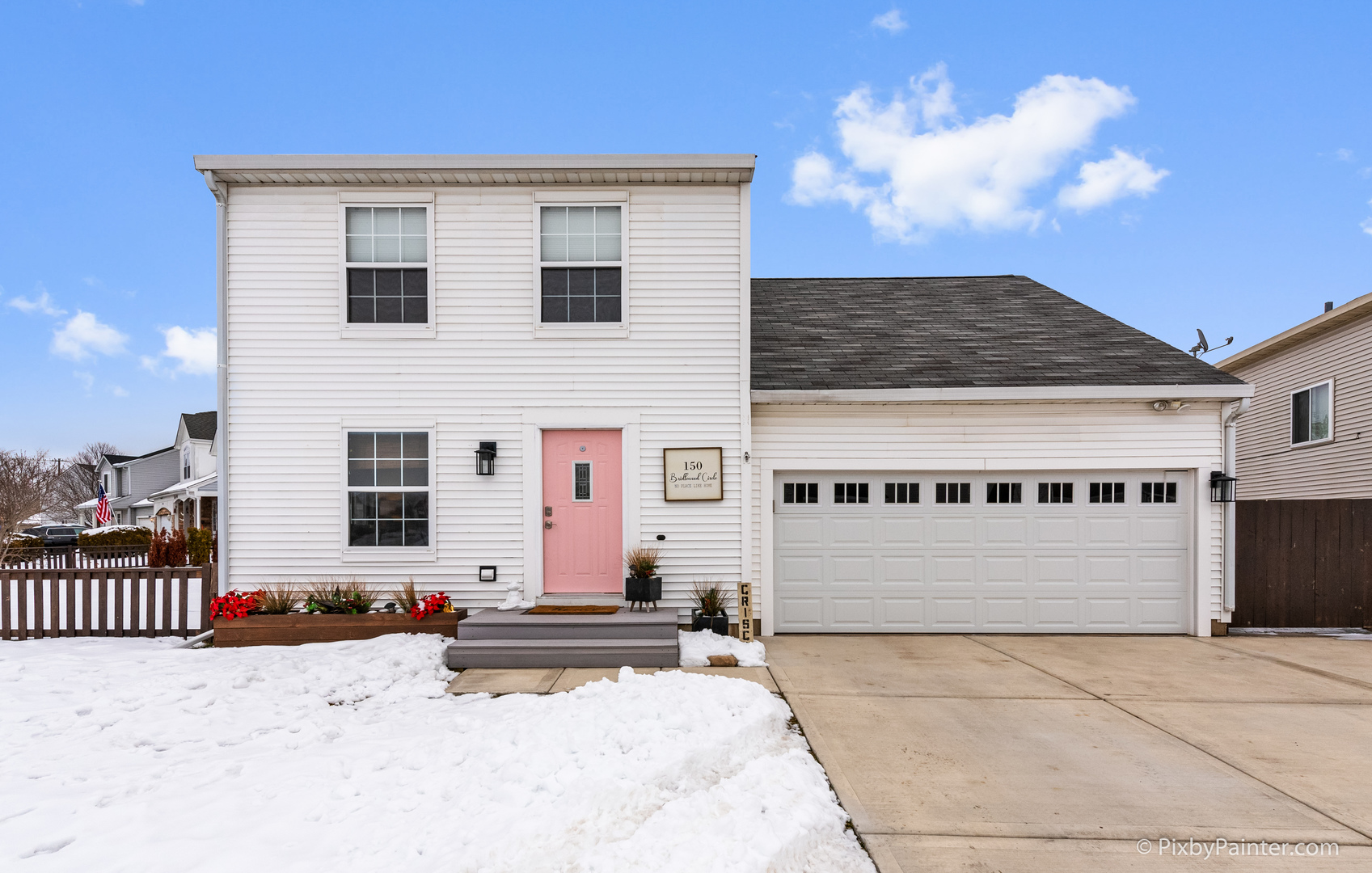 Photo for 150 Bridlewood Circle, Lake In The Hills, IL 60156 (MLS # 10625833)