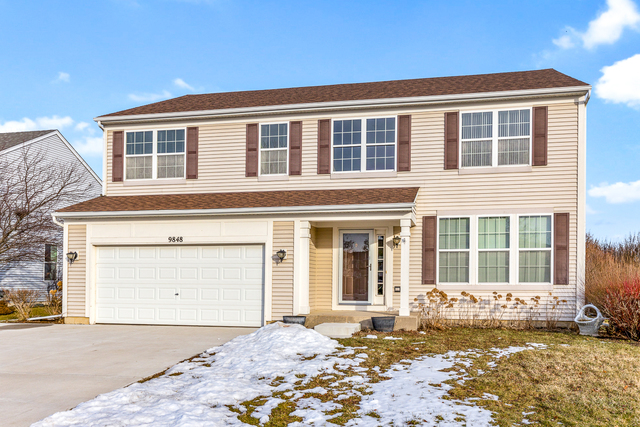 Photo for 9848 Dunhill Drive, Huntley, IL 60142 (MLS # 10628023)