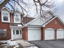 Photo of 195 Norfolk Court, Unit Number 6, Roselle, IL 60172 (MLS # 10632716)