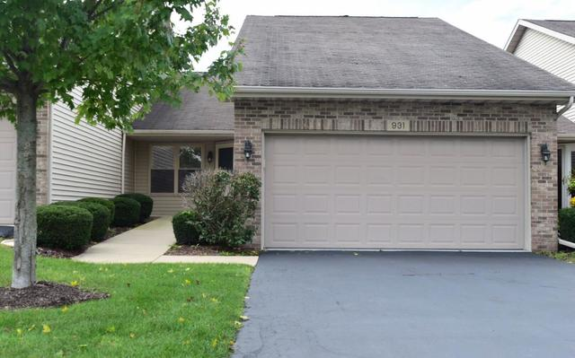 Photo for 931 Foxpointe Drive, Sycamore, IL 60178 (MLS # 10634721)
