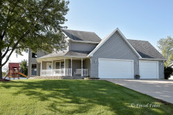 Photo of 12401 Bigelow Avenue, Hebron, IL 60034 (MLS # 10638709)