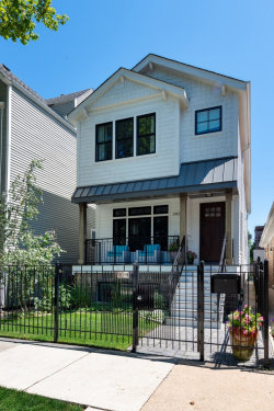 Photo of 3433 N Claremont Avenue, Chicago, IL 60618 (MLS # 10640041)