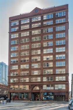Photo of 161 W Harrison Street, Unit Number 405, Chicago, IL 60605 (MLS # 10641466)