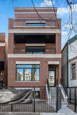 Photo of 1731 W Melrose Avenue, Unit Number 1, Chicago, IL 60657 (MLS # 10644427)