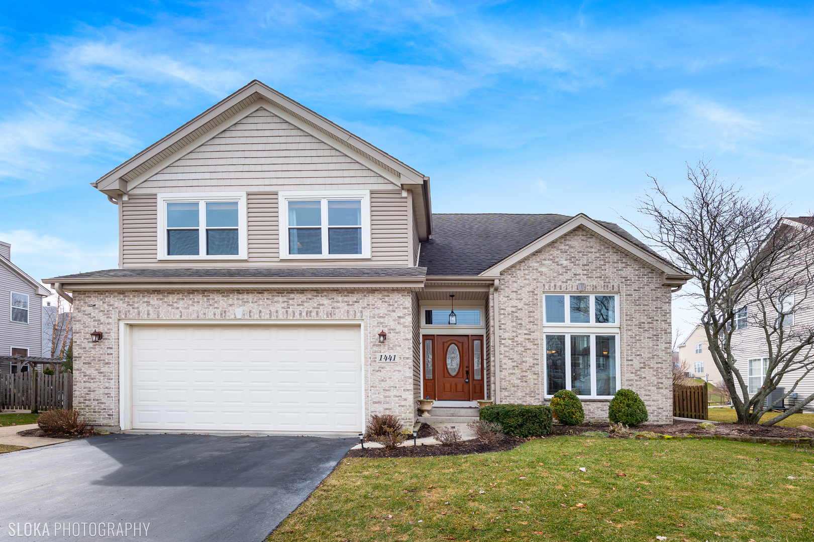 Photo for 1441 Westbourne Parkway, Algonquin, IL 60102 (MLS # 10660115)
