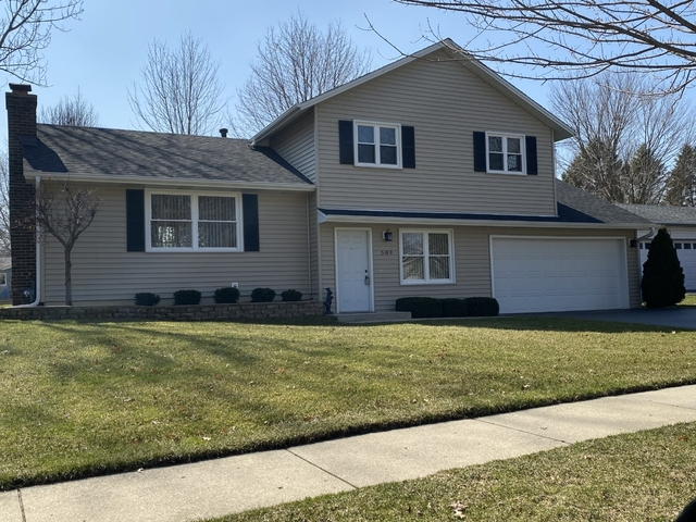 Photo for 589 Arthur Drive, Cary, IL 60013 (MLS # 10675188)
