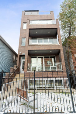 Photo of 1522 W Chestnut Street, Unit Number 3, Chicago, IL 60642 (MLS # 10679344)