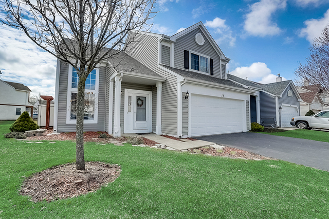 Photo for 12 Dogwood Court, Lake In The Hills, IL 60156 (MLS # 10679456)