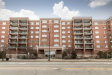 Photo of 675 Pearson Street, Unit Number 512, Des Plaines, IL 60016 (MLS # 10682133)