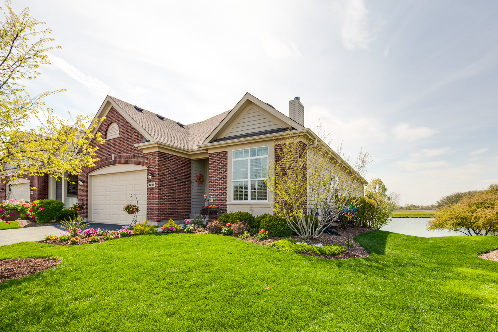 Photo for 4225 Coyote Lakes Circle, Lake In The Hills, IL 60156 (MLS # 10710801)