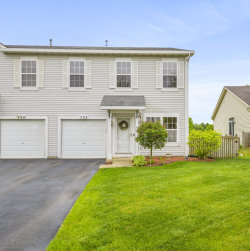 Photo of 752 Bayles Drive, Unit Number 752, Romeoville, IL 60446 (MLS # 10722677)