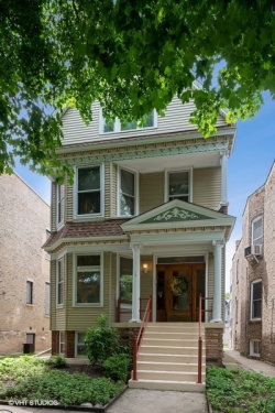 Photo of 3822 N Seeley Avenue, Chicago, IL 60618 (MLS # 10731747)