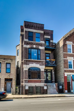 Photo of 1421 W Augusta Boulevard, Unit Number 3R, Chicago, IL 60642 (MLS # 10758430)