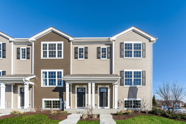 Photo for 2476 Bella Drive, Unit Number 2573, Pingree Grove, IL 60140 (MLS # 10761230)