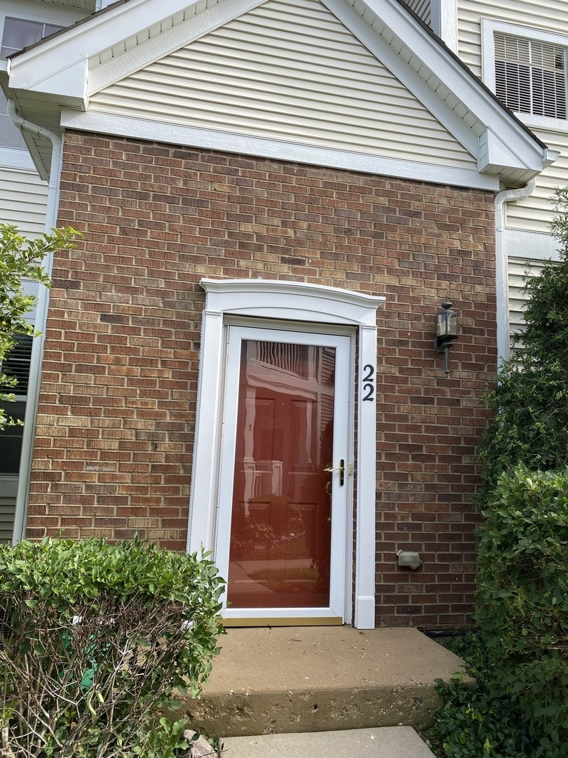 Photo for 2305 Aurora Drive, Unit Number 22, Pingree Grove, IL 60140 (MLS # 10768712)