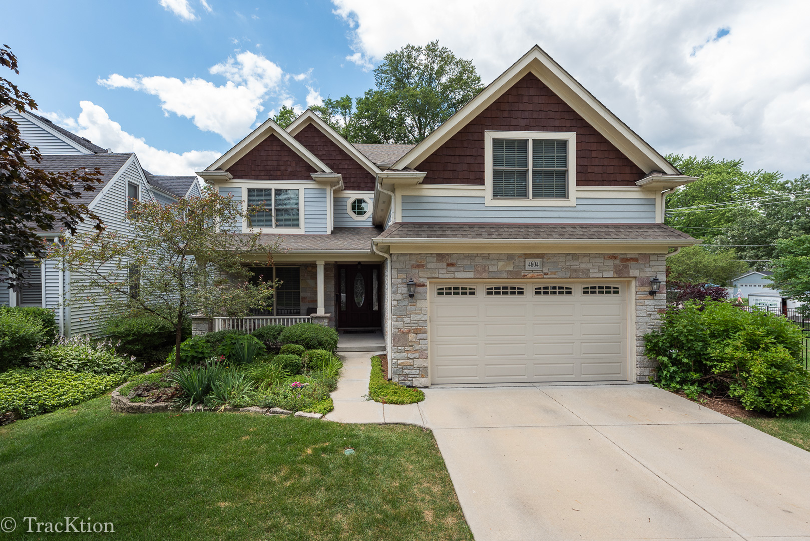 Photo for 4604 Forest Avenue, Downers Grove, IL 60515 (MLS # 10799516)
