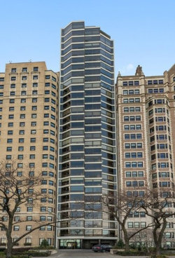 Photo of 1418 N Lake Shore Drive, Unit Number 23, Chicago, IL 60610 (MLS # 10806405)