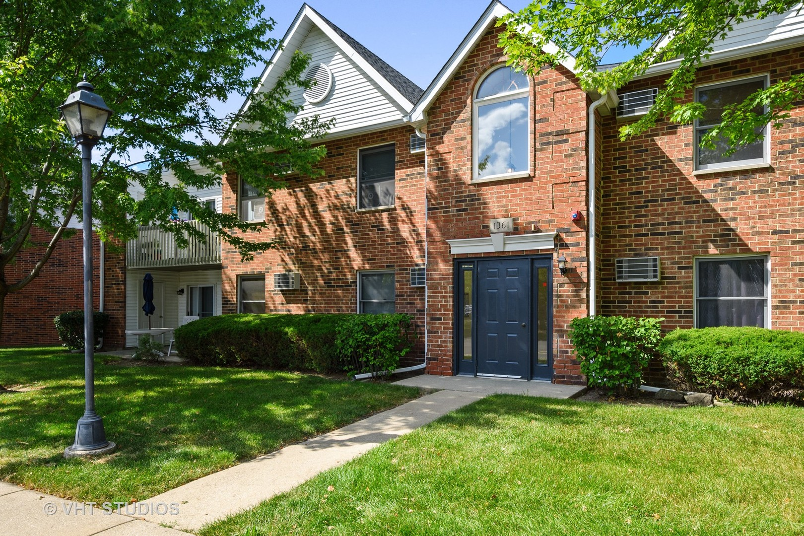 Photo for 1361 Cunat Court, Unit Number 2D, Lake In The Hills, IL 60156 (MLS # 10824405)