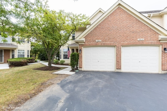 Photo for 516 S Pembrook Court, Unit Number A, Crystal Lake, IL 60014 (MLS # 10841486)
