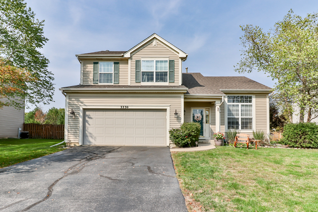 Photo for 3330 Banford Circle, Lake In The Hills, IL 60156 (MLS # 10881835)