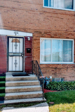 Tiny photo for 1202 S 16th Avenue S, Unit Number D, Maywood, IL 60153 (MLS # 10883088)