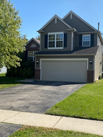 Photo for 221 Nuthatch Drive, Woodstock, IL 60098 (MLS # 10894361)