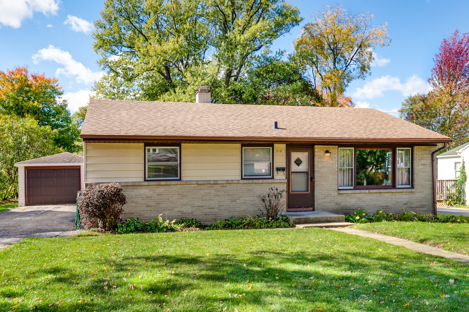 Photo for 210 Second Street, Crystal Lake, IL 60014 (MLS # 10907379)