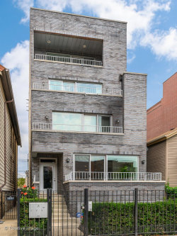 Photo of 1414 W Grand Avenue, Unit Number 1, Chicago, IL 60642 (MLS # 10910090)