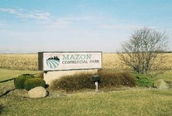 Photo of LOT 6 Industry Parkway, MAZON, IL 60444 (MLS # 08107367)