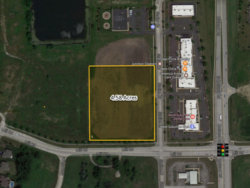 Photo of NWC Mill Rd & Station Drive, OSWEGO, IL 60543 (MLS # 09607107)
