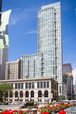 Photo of 130 N Garland Court, Unit Number 3-63, Chicago, IL 60602 (MLS # 10667297)