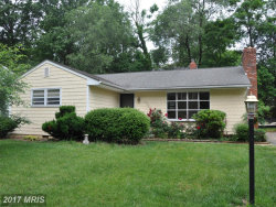 Photo of 1302 COLONY DR, Annapolis, MD 21403 (MLS # AA10032741)